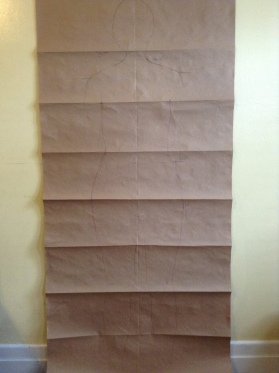 Body Graph, post-folding